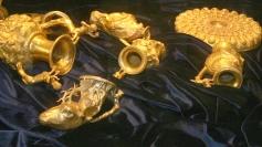 Tracian gold tresure